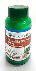 AuroHealth Boswellia Serrata Extract (500mg) - 60 Capsules