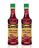 NutrActive Red Wine Vinegar 500 ml (pack of 2) | Balsamic Vinegar