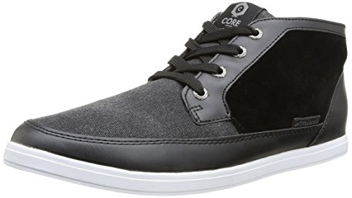 JACK & JONES 12080953 Herren High-Top Grau - Gris (Black)