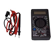 TESTER DIGITALE MULTIMETRO AMPEROMETRO MULTIMETER