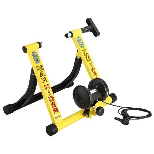 RAD Cycle Products Indoor Bicycle Trainer, Yellow, Large by RAD Cycle Products