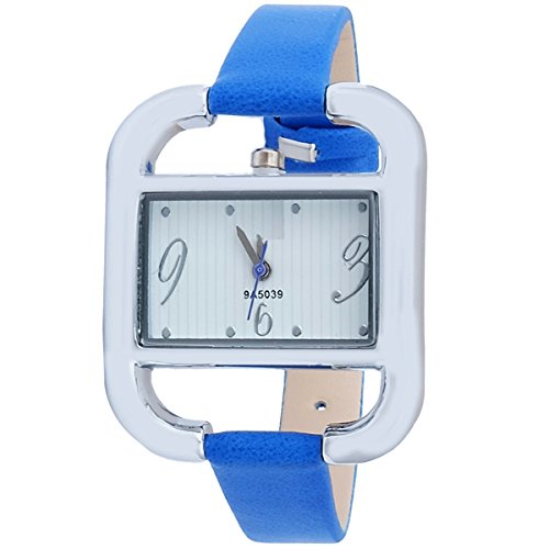 Super Drool ST2944_WT_BLUE  Analog Watch For Girls