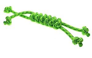 Corde de jeu Duo Vert/Jaune 10mm
