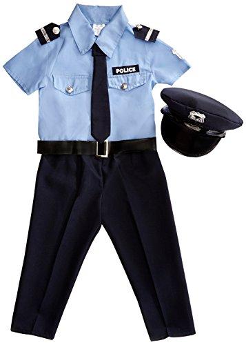 faschingskostuem polizei kinder Widmann 04025 Kinderkostüm Polizei, 116