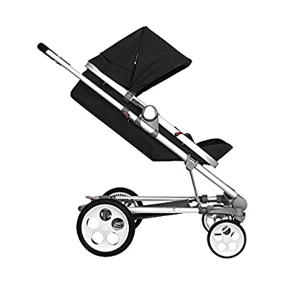Seed Pli Plus Kombikinderwagen (Geburt - 3 Jahre, bis 17 kg), Kollektion 2019, black