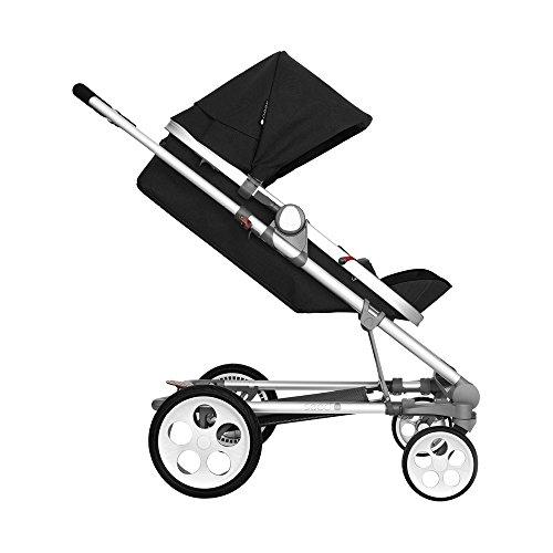 Seed Pli Plus Kombikinderwagen (Geburt - 3 Jahre, bis 17 kg), Kollektion 2018, black (Britax Kinderwagen-set)