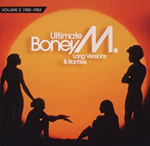 Ultimate Boney M.-Long Versions & Rarities Vol. 2