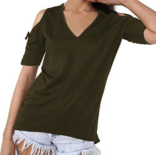 VLUNT - Débardeur - Femme green