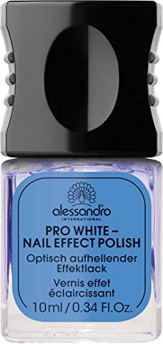Alessandro International Pro White Nail Effect Polish 10 ml