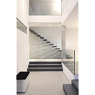 SkyStairs ® - Patentiertes / Einzigartiges Verfahren nur der AG Natursteinwerke - Freitragende Treppen - Schwebende Treppen - Innovative - Gutschein