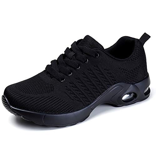 Womens Trainers Athletic Running...