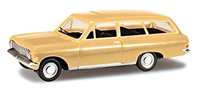 Herpa 027540 - Opel Rekord Caravan, Miniaturmodell von Herpa