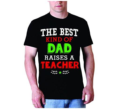 WhizGuide Herren T-Shirt Schwarz