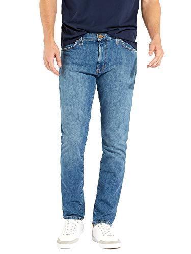 Wrangler Herren Larston Slim Jeans