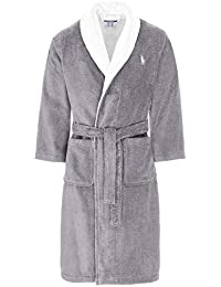 192f6b99b1 Ralph Lauren Polo Terry Cloth Robe Housecoat Sauna Coat