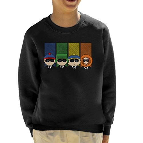 Cloud City 7 Reservoir Dogs South Park Kid's Sweatshirt
