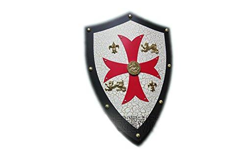 Swords Valley®Cosplay von Knight Templar Royal Crusader Schild.