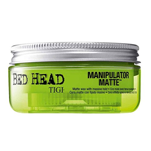 Tigi Bed Head Manipulator Matte 57,5 g Matte Styling-Paste mit starkem Halt (Bed Styling Paste Head)