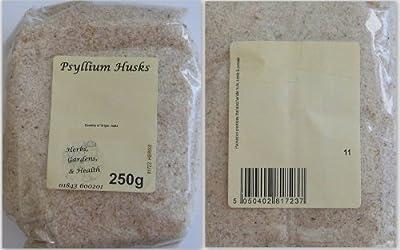 Psyllium Husks 250g from Natural Health 4 Life
