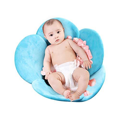 Eternitry Babybadewanne Bather Bath Pad Infant Fünf Blütenblätter Blume Badekissen Kinder Weiche Schwimmende Liege Neugeborenen Pad Junge Mädchen Badewanne Schaummatte