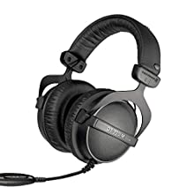 Beyerdynamic, Cuffie DT 770 M, 80 ohm (modello Over-Ear-Monitor), Nero