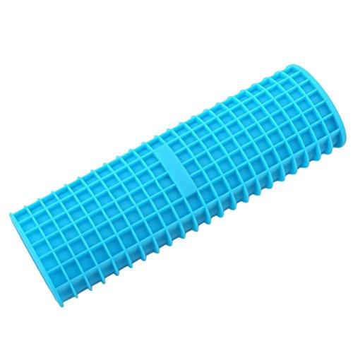 OUNONA Hitzebeständige Silikon Heißer Topf Griff Abdeckungen Halter für Gusseisen Pfanne Bratpfannen Metall Bratpfannen (Gelegentliche Farbe)