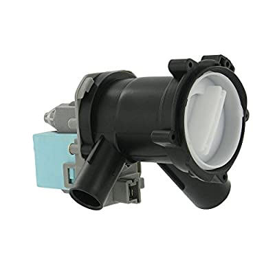 Washing Machine Drain Pump Base and Filter Housing Assembly Fits Bosch