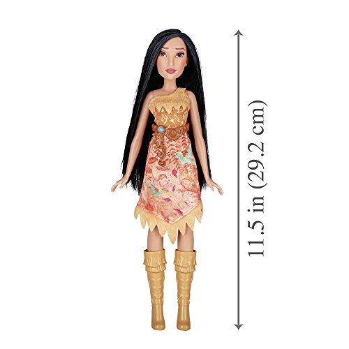 Disney Princess- Princesa Pocahontas (Hasbro E0276ES3)