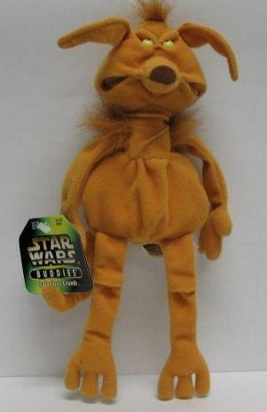 Star Wars Buddies Salacious Crumb Plush by Star Wars