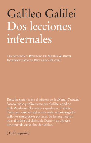 Dos lecciones infernales/Two Lessons About Hell por Galileo Galilei