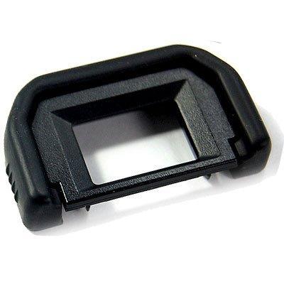 DSLRKIT EyeCup Ocular para Canon Ef 1000D 650D 500D 450D 400D XS T1i XSi Xti