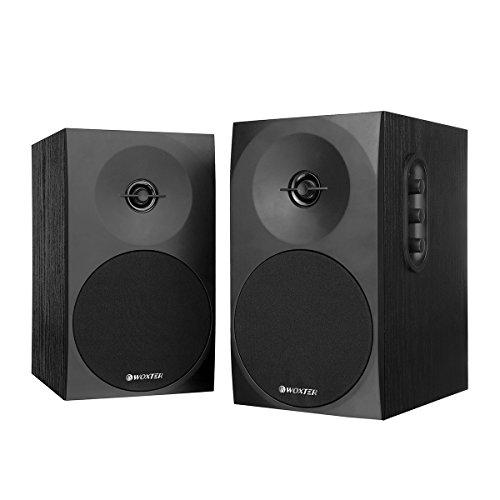 Woxter Dynamic Line DL- 410 - Altavoces multimedia 2.0, potencia 150 W, color negro