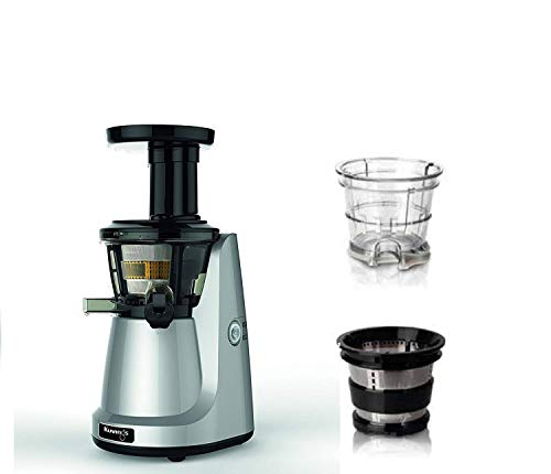Kuvings - Silent Juicer NS321 Silver + Filter