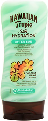 After-sun-lotion (Hawaiian Tropic Silk Hydration After Sun Lotion, 180 ml)