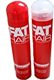 Samy Fat Hair mehr Volumen 295 ml Shampoo + 295 ml Haarspülung (Spar-Pack)