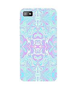 Blue Bliss BlackBerry Z10 Case