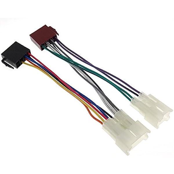 Radio Iso Adapter Kabel Stecker Din Autoradio Kabelbaum Elektronik