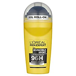 Loreal Men Expert Invincible Sport 96H Anti-Perspirant Roll-On 50 mL
