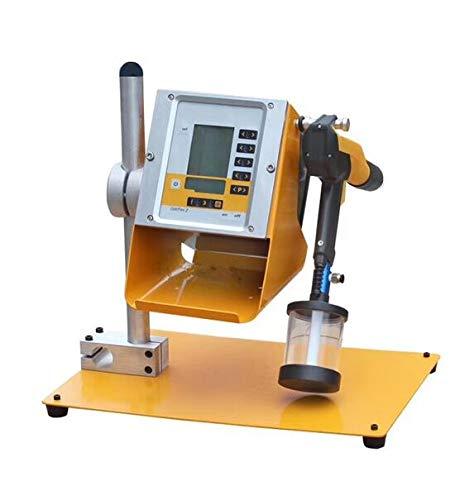Macchina portatile elettrostatica verniciatura a polvere esperimento macchina di test di laboratorio