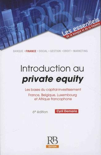Introduction au Private Equity: Les bases du capital-investissement