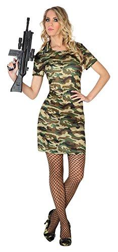 Imagen de atosa–7087–disfraz de militar–mujer–talla 2