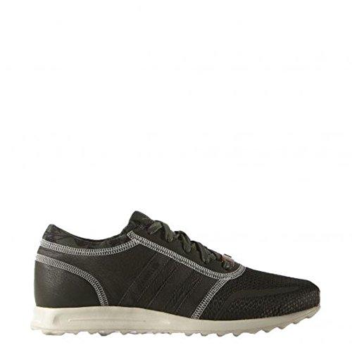 adidas Herren Los Angeles Sneakers Grün (dunkelgrün) 44 EU