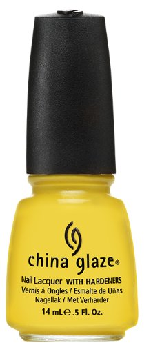 China Glaze Sunshine Pop de uñas 14 ml