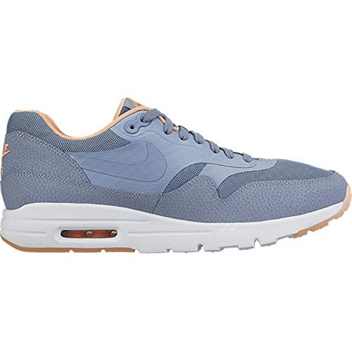 Nike W Air Max 1 Ultra Essentials, Nike air max 1 wmns ultra Ess black wolf grey 704993 004 homme bleu-gris-rose
