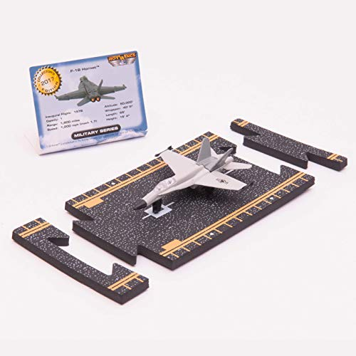 Daron Worldwide Trading HW14112 Hot Wings F/A-18 Milit-r