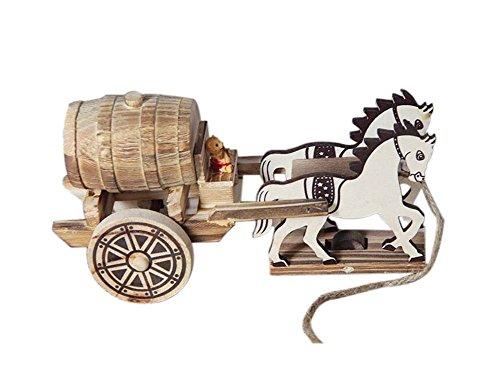 Schlitten Spielzeug, dekorative Kunst ()