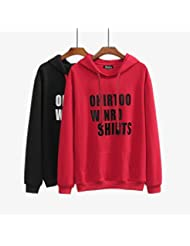 Autumn And Winter Men 'S Clothing Hooded Sweater Casual Pullover Printed Letter Long Sleeve Hoodies