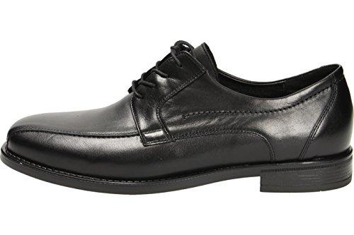 Chemin de forêt KUNO Homme Chaussures à lacets 641002149001 Noir