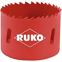 Ruko 106020 - Corona perforadora HSS bimetal, dentado variable (20 mm)