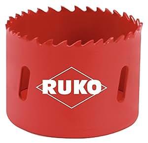RUKO - 106121 - Scie-cloche bi-métal - 121 mm (Import Allemagne)